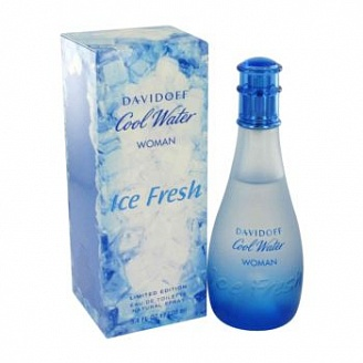 Davidoff Cool Water Ice Fresh Limited Edition